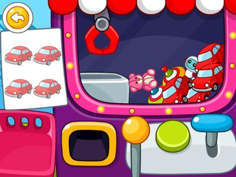 Amusement park: mini games for children apk screenshot