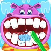 Médico infantil : dentista ícone