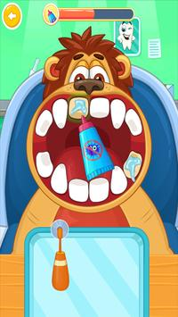 Children's doctor : dentist. screenshot 9