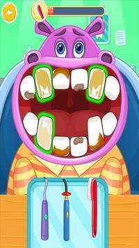 Children's doctor : dentist. poster