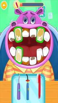Médico infantil : dentista Cartaz