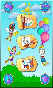 Coloring pages - drawing screenshot 8