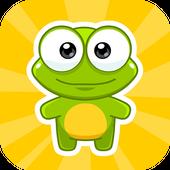 青蛙:有趣的冒险 圖標