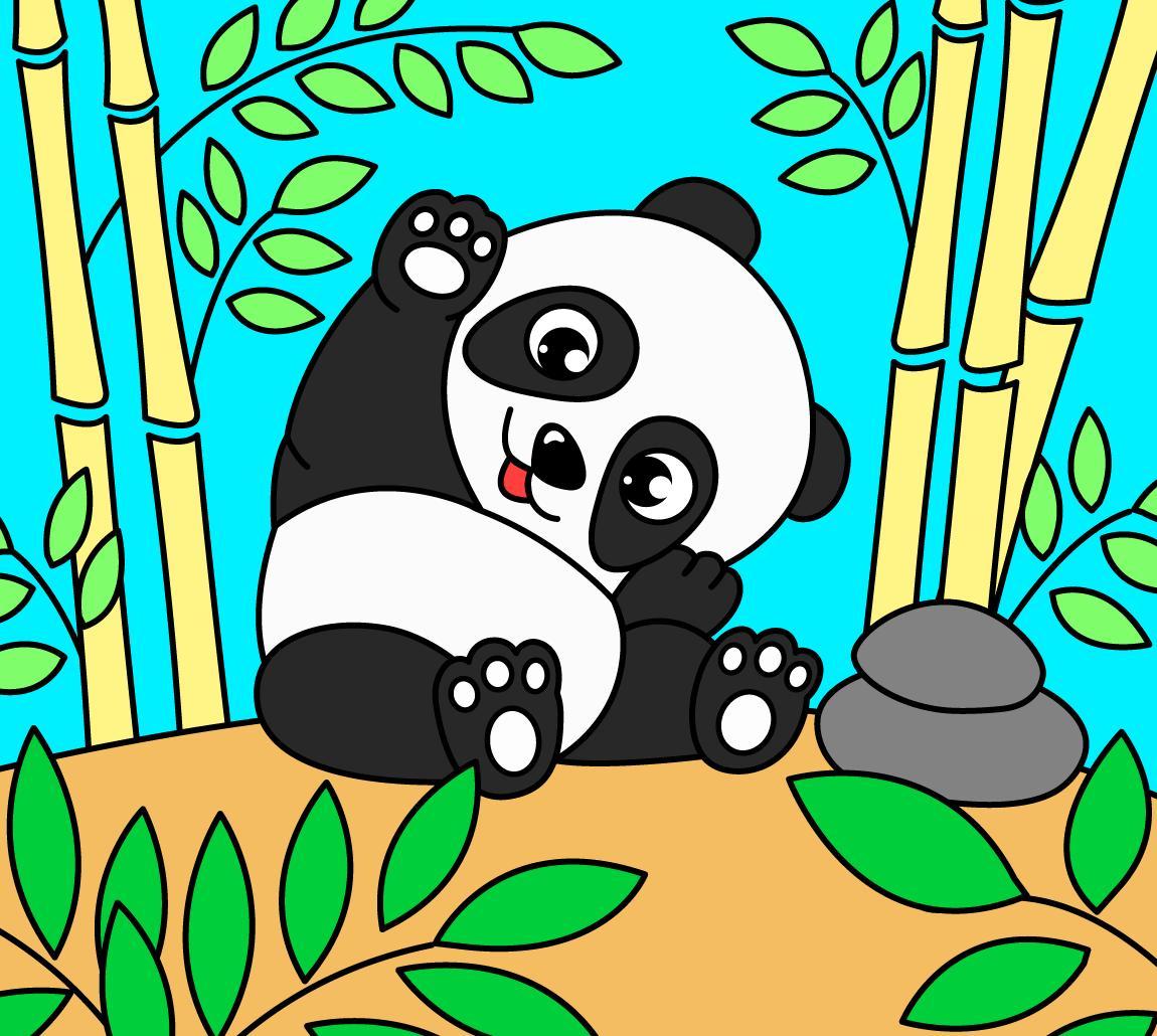 94 Gambar Hewan Untuk Diwarnai Anak-anak HD Terbaru
