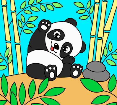 Halaman Mewarnai Untuk Anak Anak Binatang For Android Apk Download