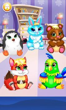 Pets care : pat wash poster