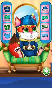 Pets care : pat wash apk screenshot