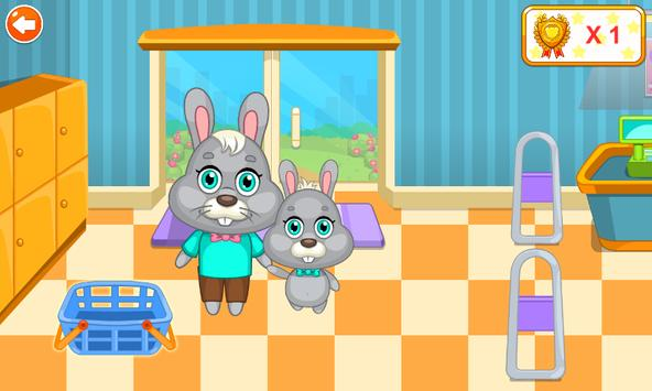 Children's supermarket screenshot 10