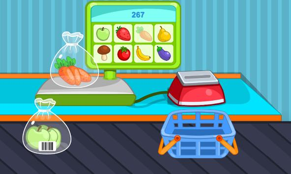 Children's supermarket screenshot 13