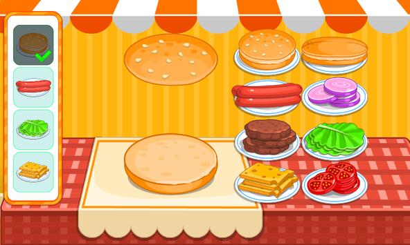 Children's supermarket screenshot 1
