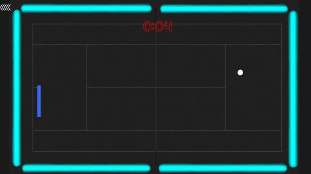 Glow Pong screenshot 1