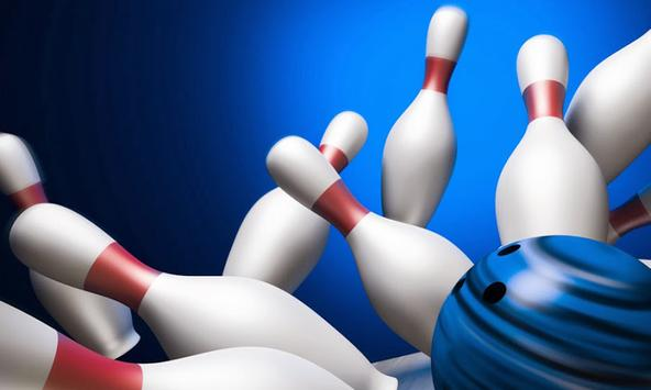 Bowling 3D Game Z poster