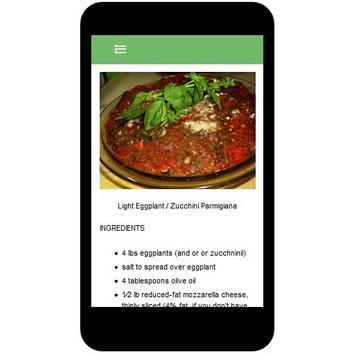 Zucchini Recipes screenshot 2