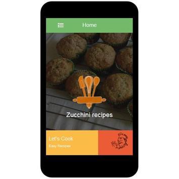 Zucchini Recipes screenshot 5