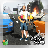 Crime Wars Mad Town L.A. Stories icon