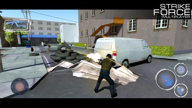Strike Force Multiplayer apk screenshot