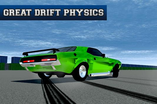 Muscle Car Drift screenshot 2