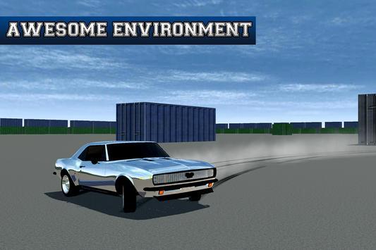 Muscle Car Drift screenshot 3