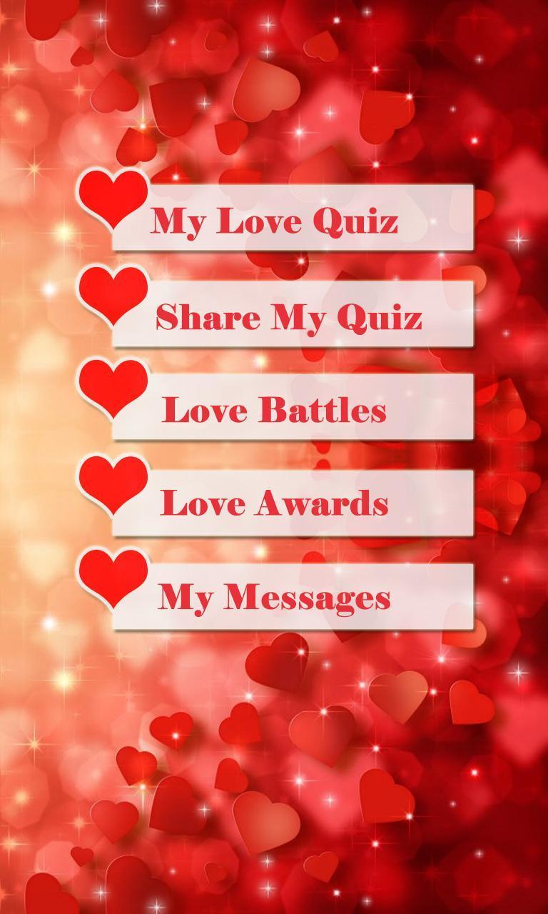 Games love quiz 104 Love