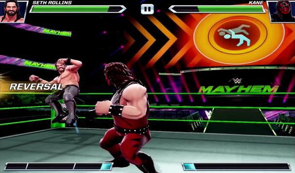 Hint WWE Mayhem screenshot 1