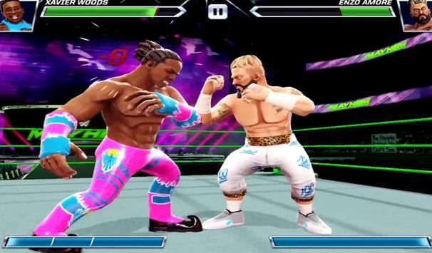 Hint WWE Mayhem screenshot 2