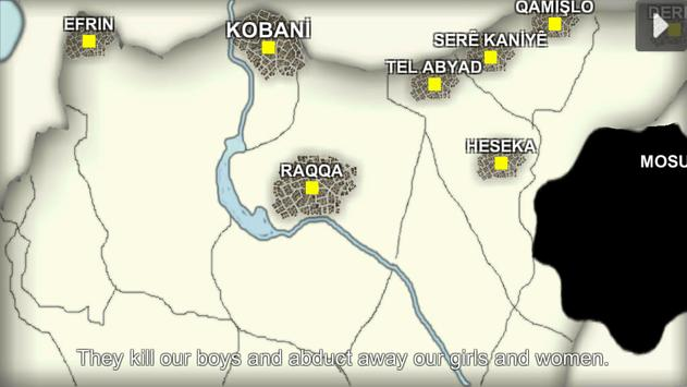 Destana Kobane apk screenshot