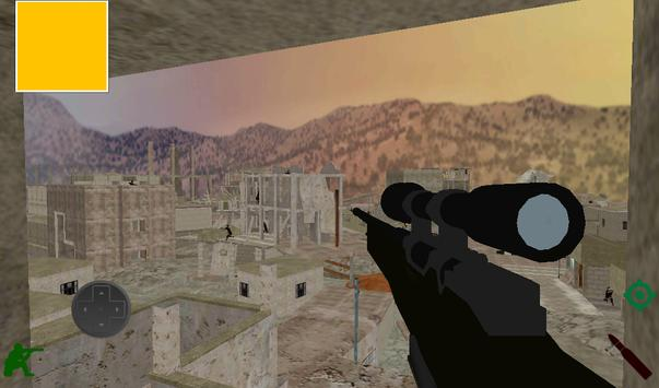 Sniper of Kobanî: FPS, Shooting 3D screenshot 1