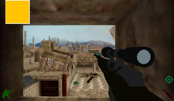Sniper of Kobanî: FPS, Shooting 3D screenshot 2