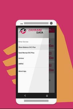 Zahrani Data poster
