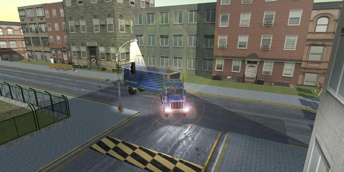 Truck Simulator 2017 screenshot 3