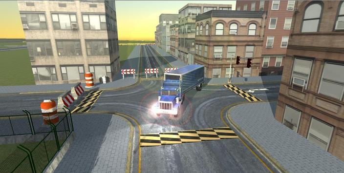 Truck Simulator 2017 poster