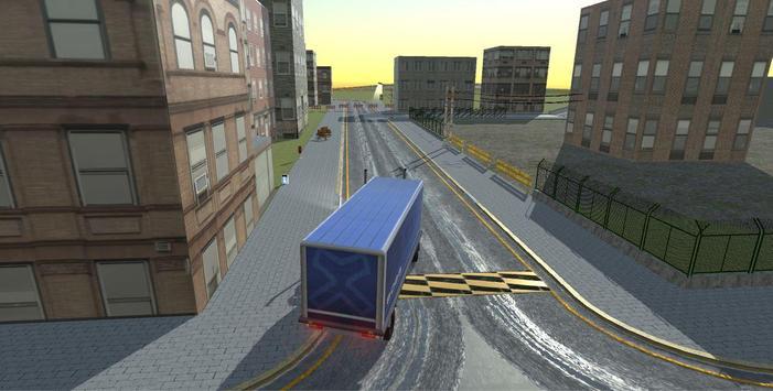 Truck Simulator 2017 screenshot 1