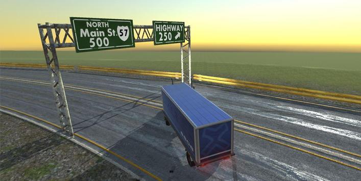 Truck Simulator 2017 screenshot 2