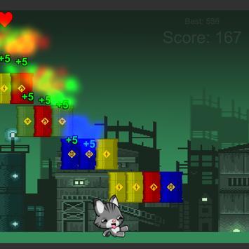 Toxic Runner (Unreleased) screenshot 1