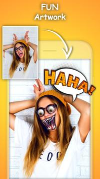 Snappy Photo Stickers & Filter apk screenshot