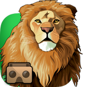 VR Safari Tour: Adventure Sites (Google Cardboard) icon