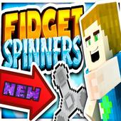 Fidget Spinner Mod for PE icon