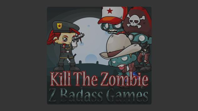 Kill The Zombie poster