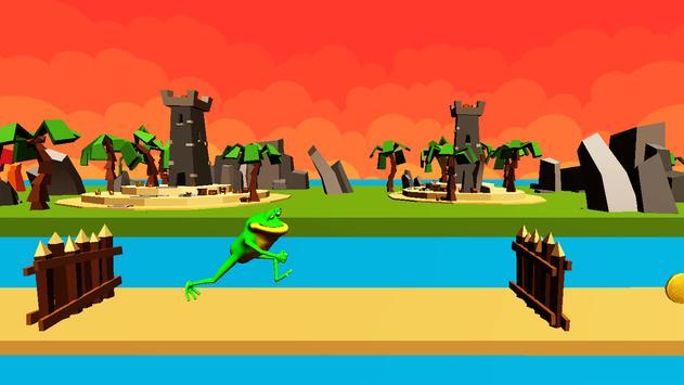 Froggy Jump Jump screenshot 1