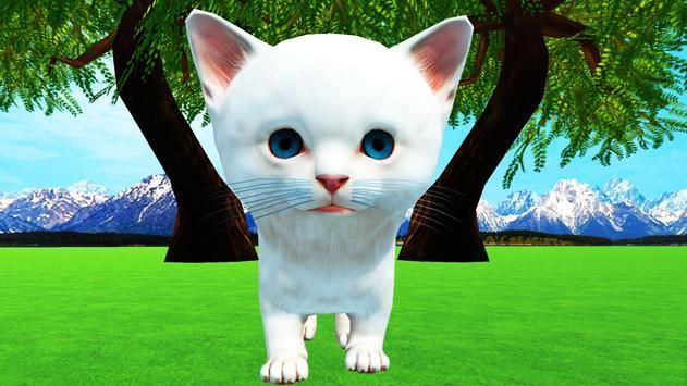 Endless Kitten Run poster