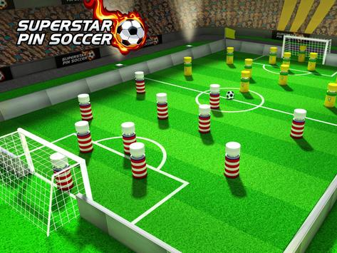Superstar Pin Soccer APK