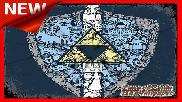 Fans of Zelda Hd Wallpaper poster