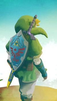 Zelda Wallpaper Poster Screenshot 1