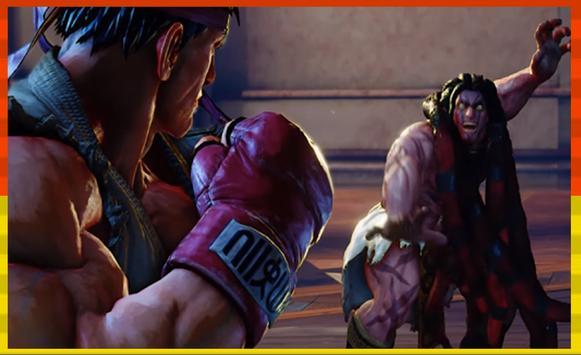 Guide For Street Fighter screenshot 8