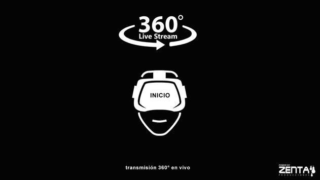 360 LiveVR poster
