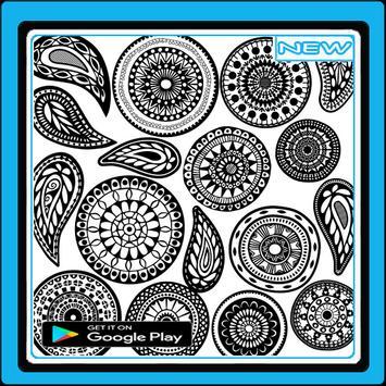 Zentangle Pattern Ideas apk screenshot