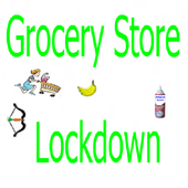 Grocery Store Lockdown LITE icon
