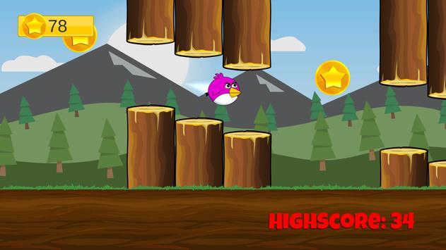 Glidy Bird screenshot 1