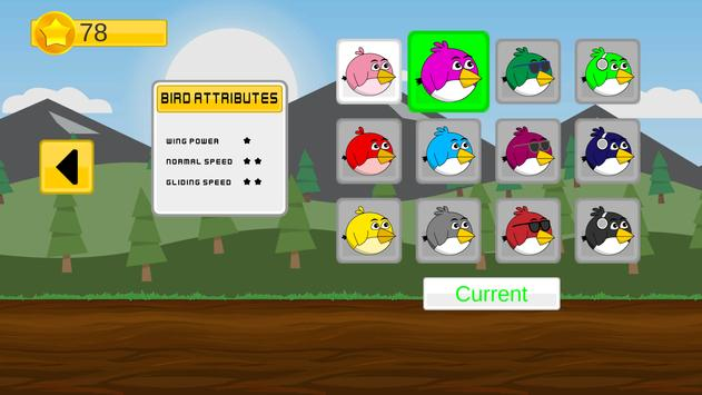 Glidy Bird screenshot 6