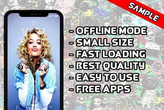 Rita Ora Wallpapers HD screenshot 3